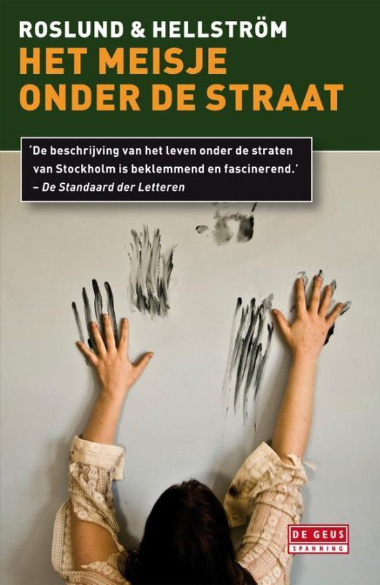 Het meisje onder de straat - Anders Roslund |