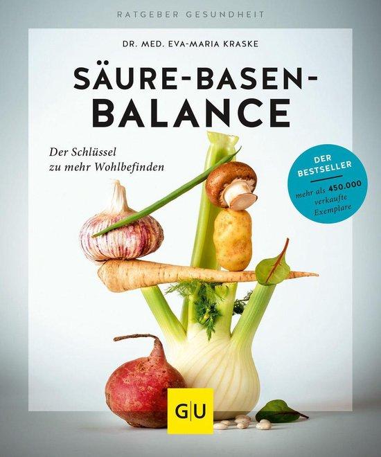 Boek cover Säure-Basen-Balance van Eva-Maria Kraske (Onbekend)
