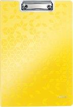 Leitz WOW Klembord met Omslag Kunststof - A4 - Geel
