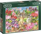 Puzzel - Zomerkriebels in de Tuin - 1000 stukjes