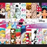 "Trends: Girl Disney Single-Sided Mega Paper Pad 12""X12"" 150/Pkg"