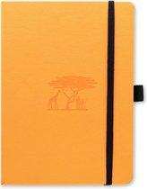 Dingbats Earth Tangerine Serengeti Journal - Dotted