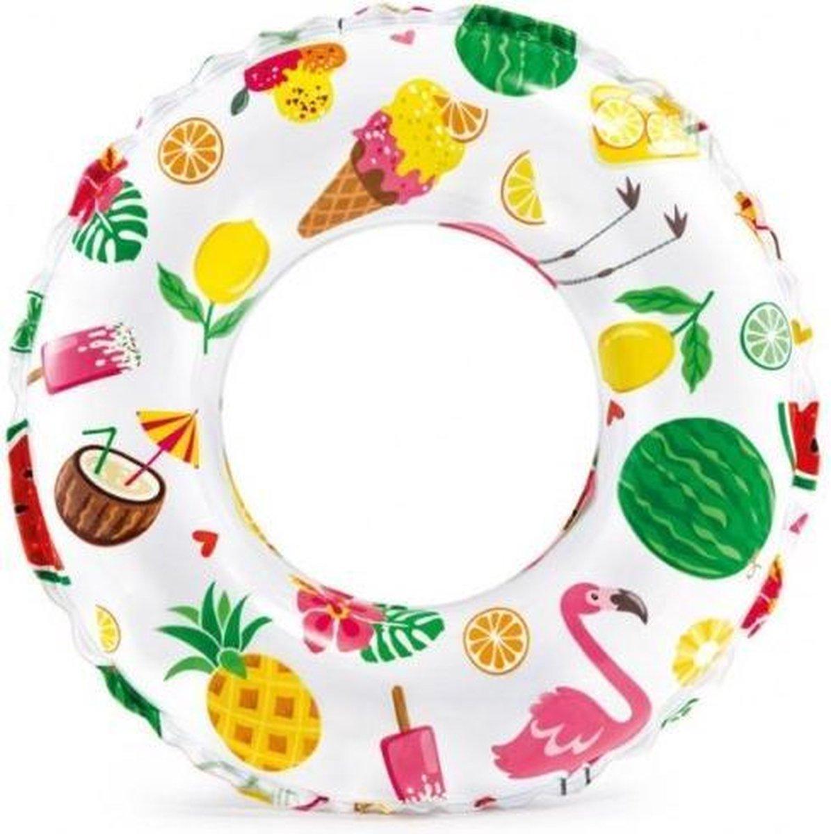 Holiday Wheel Life INTEX Candy