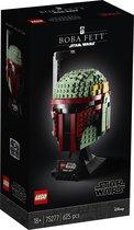 LEGO Star Wars Boba Fett Helm - 75277