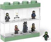 Opbergbox Ninjago Minifiguur 8, Groen - LEGO