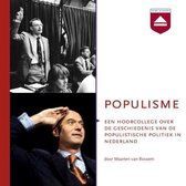 Boek cover Populisme van Maarten van Rossem