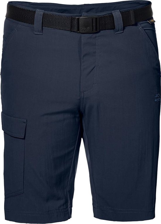 ACTIVATE TRACK SHORTS W korte broek dames donkerblauw