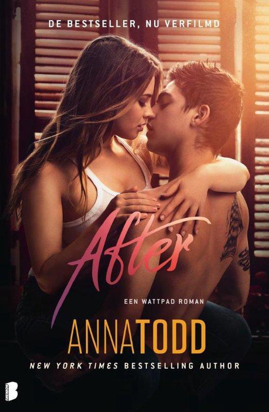 Boek cover After 1 -   Hier begint alles van Anna Todd (Paperback)