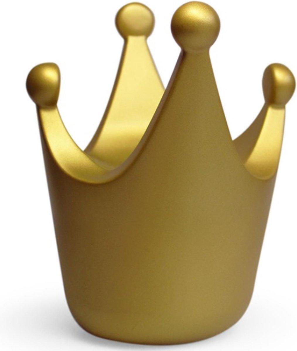 Royal Kroon Spaarpot- Large-Goud