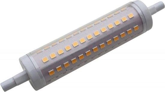 R7s LED lamp | 118x23mm | 12W=120W | daglichtwit 6500K