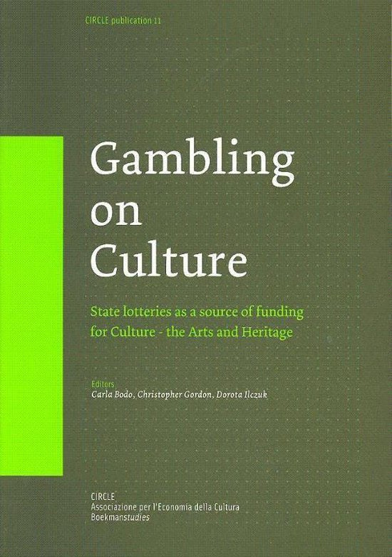 Circle publications 11 - Gambling on culture - none |
