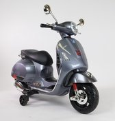 VESPA kinderscooter 12V Dark Grey