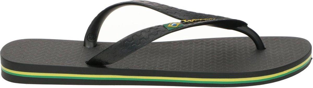 Ipanema Classic Brasil Heren Slippers - Black - Maat 43/44