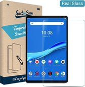 Lenovo Tab M10 Plus screenprotector - Gehard glas - Transparant - Just in Case