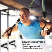 Weerstandsbanden Elastiek Set - Fitness Elastiek S