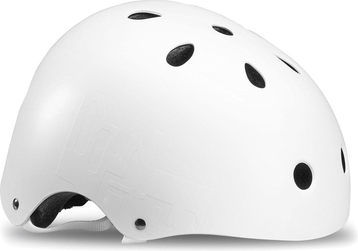 Rollerblade Sporthelm - UnisexKinderen en volwassenen - Wit