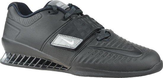 Nike Romaleos 3 XD AO7987-001, Mannen, Zwart, Sportschoenen maat: 48,5 EU