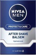NIVEA MEN Protect & Care After shave Balsem - 100 ml