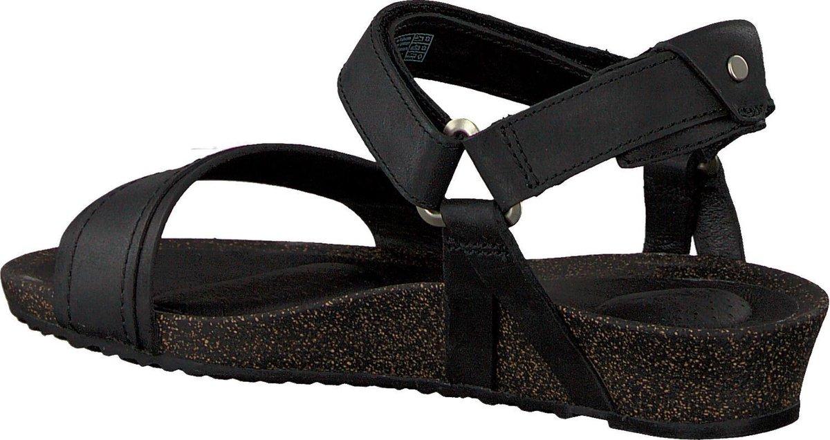 | Teva Ysidro Stitch Dames Sandalen Zwart Maat 39