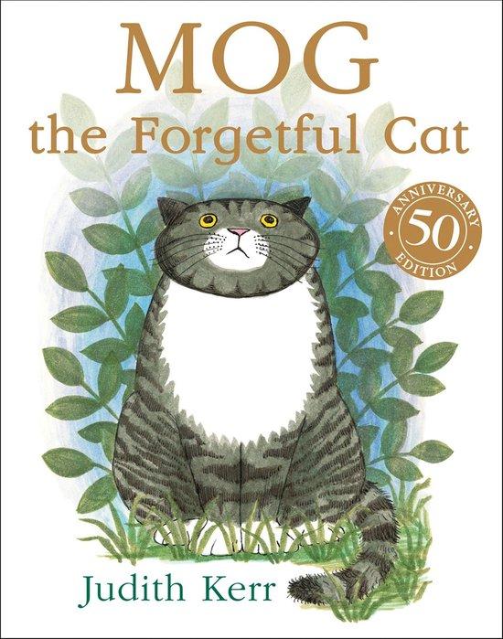 Mog the Forgetful Cat (Read aloud by Geraldine McEwan)