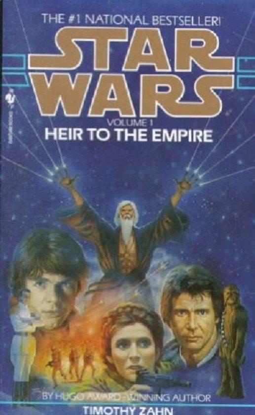 Zahn, T: Heir to the Empire: Star Wars Legends (The Thrawn T - Timothy Zahn