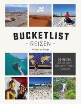 Boek cover Bucketlist reizen van Marloes de Hooge (Hardcover)