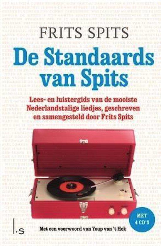 Boek cover De Standaards van Spits + 4 cds van Frits Spits (Hardcover)
