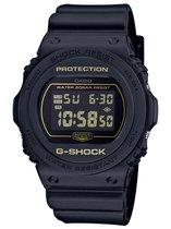 Casio - DW-5700BBM-1ER - G-Shock - horloge - Unisex - Zwart - Kunststof Ø 41 mm
