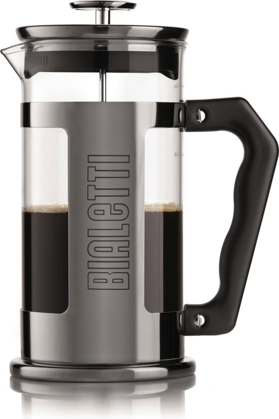 Bialetti French Press - Glas - 350 ml