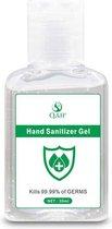 Desinfecterende Handgel - Handgel Desinfecterende - 30ml - Desinfectie - Desinfecterende Alcohol Spray - Desinfecterende Handspray - Handig Meenemen