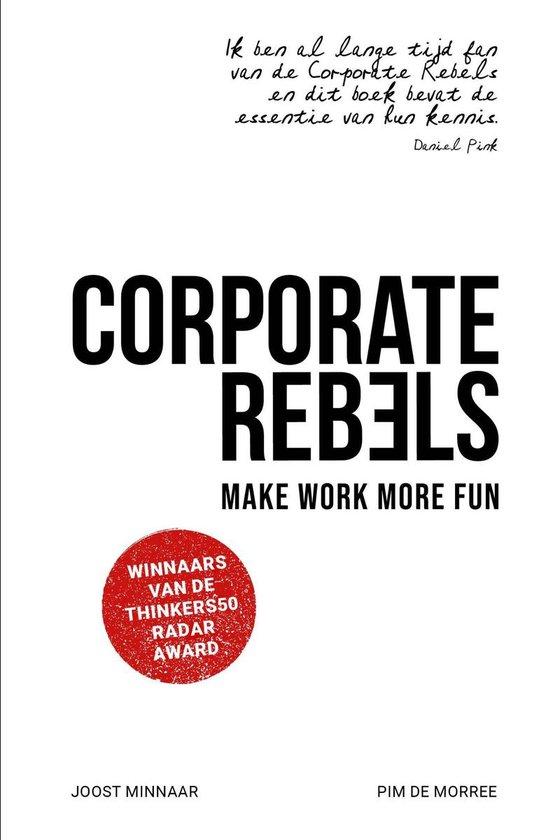 Corporate Rebels - Joost Minnaar | Readingchampions.org.uk