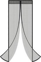 O'DADDY Magnetisch Vliegengordijn - 92x230 cm - Zwart