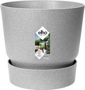 Elho Greenville Rond 47 - Bloempot - Living Concrete - Buiten  - Ø 47 x H 44 cm
