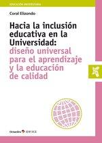 Hacia la inclusion educativa en la Universidad