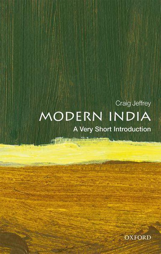 Modern India: A Very Short Introduction