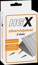 HG X Zilvervisjesval - 2 stuks