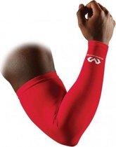 Mcdavid Compressie Arm Sleeves / Paar - Rood | Maat: S/M