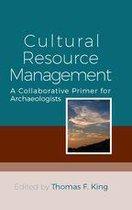 Boekomslag van 'Cultural Resource Management'