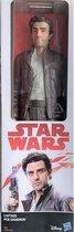 Star Wars - Captain Poe Dameron - Action figure  -  Van Hasbro - Disney - Aktie figuur.