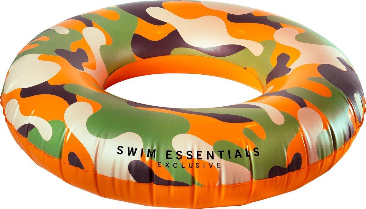 Swim Essentials Opblaasbare Camouflage Zwemband