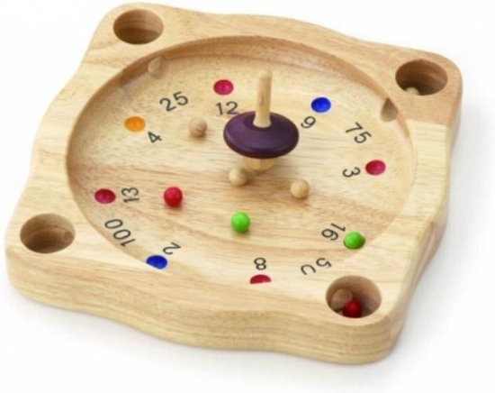 Afbeelding van het spel Super Roulette Pintoy
