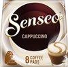 Senseo Cappuccino Koffiepads - 10 x 8 pads - voor in je Senseo® machine