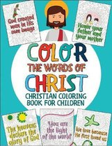 Color the Words of Christ