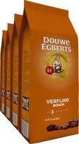 Douwe Egberts Verfijnd Koffiebonen - 4 x 500 gram