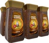 Douwe Egberts Gold Oploskoffie - 6 x pot van 200 gram