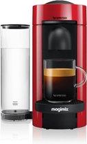 Magimix - Nespresso Vertuo Plus - Kersenrood