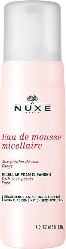 Nuxe Eau De Mousse Micellaire Foam Cleanser - 150 ml - Nuxe