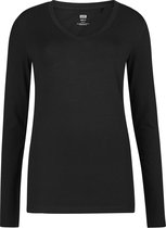 WE Fashion Dames biologisch katoen shirt - Maat S