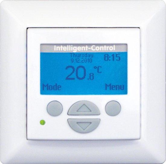MAGNUM Intelligent Control, digitale klokthermostaat | Thermostaat Elektrische vloerverwarming