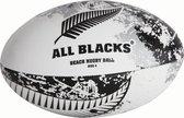 Gilbert All Blacks Beach rugbybal maat 4
